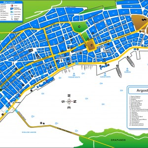 argostoli-map